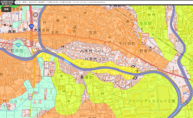 千葉県茂原市の浸水について(NHK空撮)雑感最新記事カテゴリーアーカイブ